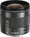 Canon announces EF-M 11-22mm f/4-5.6 IS STM wide zoom