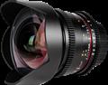 Samyang offers lens kits for videographers