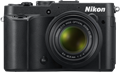 Nikon updates firmware for Coolpix P7700