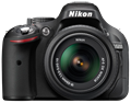 Nikon unveils 24.1MP D5200 DSLR with optional Wi-Fi