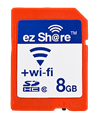 LZeal releases ezShare wireless SDHC card with a Wi-Fi on/off switch