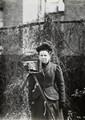 Meet the UK's first female press photographer