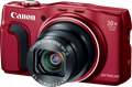Canon unleashes PowerShot SX700 HS travel zoom