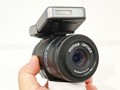 Sakar shows QX-style, Vivitar-branded modular smart camera