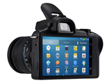The Android-running Galaxy NX gets a UK pricetag