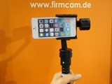 Firmcam offers smartphone stabilization solutions