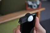 Luxi turns your smartphone into incident light meter