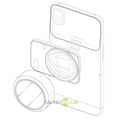 Samsung patents modular smartphone camera
