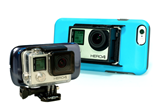 CAMpanion GoPro mount affixes action cam to smartphones