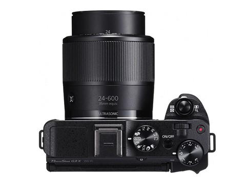 Canon ra mắt G3X: cảm biến 1 inch, zoom quang học 25x - 77560
