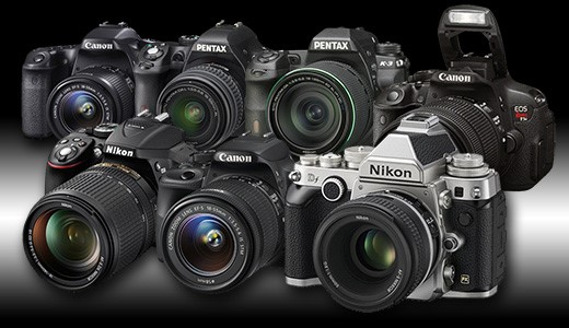 Have Your Say: Best DSLR / SLT of 2013