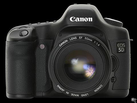 Mô tả về sản phẩm Canon EOS 5D