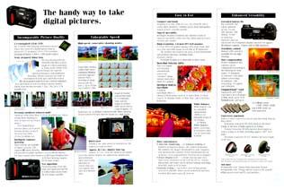Nikon 700 Information Sheet (inside pages) - click for 75dpi image