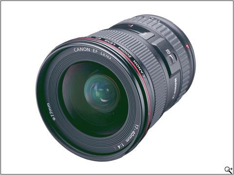 Canon EF 17 - 40 mm F4.0 L