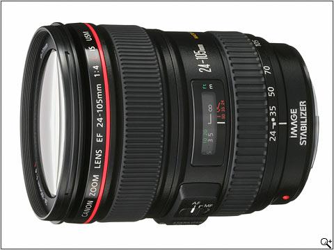 Canon EF 24 - 105 mm F4.0L USM