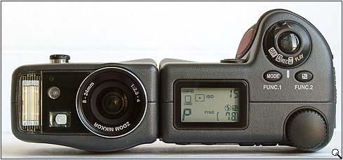 Nikon Coolpix 990.. resting.. (click for larger image)