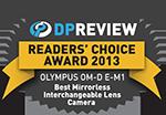 2013 Readers' Choice: Best Mirrorless Interchangeable Lens Camera